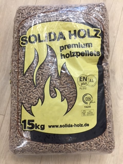 Brandhout / pellets